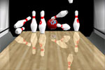 Bowl against PBA® stars in this 3D game that includes tournaments, a spare challenge, online high scores, and much more!