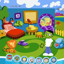 PBS Kids Play! - PBS Kids Play! is 35 exclusive games from PBS Kids, made for ages 3 to 6! - logo