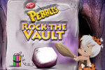 A stash of fruity Pebbles Xtreme cereal has been hidden in the vault, but a boulder is blocking the way! Play Pebbles Rock the Vault today!