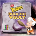 Pebbles Rock the Vault - logo