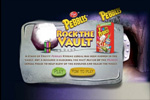Screenshot of Pebbles Rock the Vault