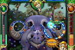 Screenshot of Peggle