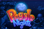 Aim, shoot, & achieve Extreme Fever in the bouncy delight of Peggle Nights!