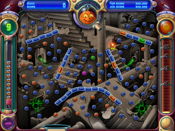 Peggle Nights screen shot