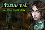Phantasmat is a haunting game that combines match 3 and hidden objects.