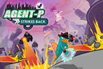 In Phineas & Ferb: Agent P Strikes Back, Agent P has teleported into the 2nd dimension. Help him rescue all the captured agents!