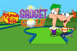 Play a round of mini-golf with Phineas and Ferb! Earn extra points by bouncing the ball of walls and objects.