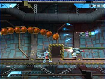 Phoenix Assault screen shot