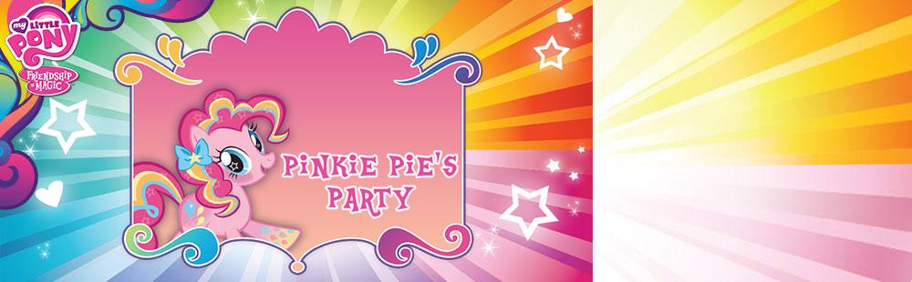Pinkie Pie's Party