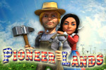 Pioneer Lands combines business simulation and strategy during the time of America's Old West!  Can you survive and thrive?