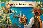 There are rumors about the cursed island and its incredible riches.  Risk everything for treasure in the hidden object game Pirate Adventures 2!