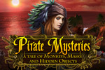 Meet quirky characters and solve ancient riddles in Pirate Mysteries!