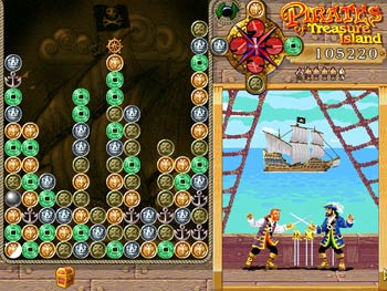 Pirates of Treasure Island screen shot