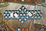 Screenshot of Pirate Solitaire