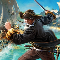 Pirate Storm: Death or Glory - In Pirate Storm: Death or Glory, battle for glory and gold online, and remember--the end justifies the means! - logo