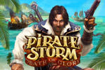 In Pirate Storm: Death or Glory, battle for glory and gold online, and remember--the end justifies the means!