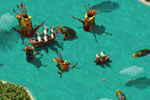 Screenshot of Pirate Storm: Death or Glory