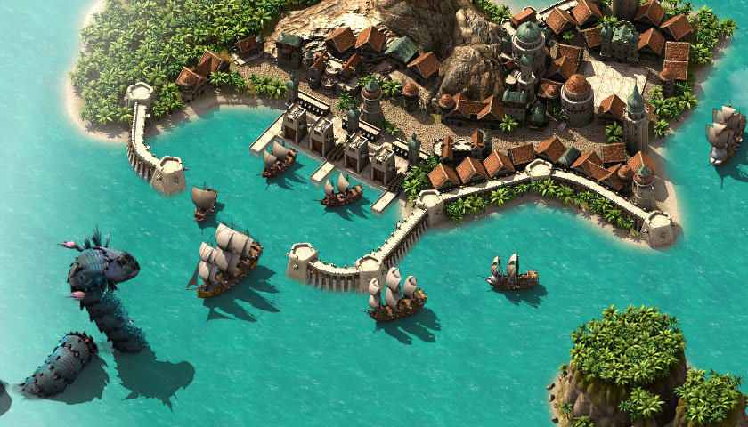 Pirate Storm: Death or Glory screen shot