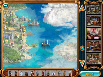Pirateville screen shot