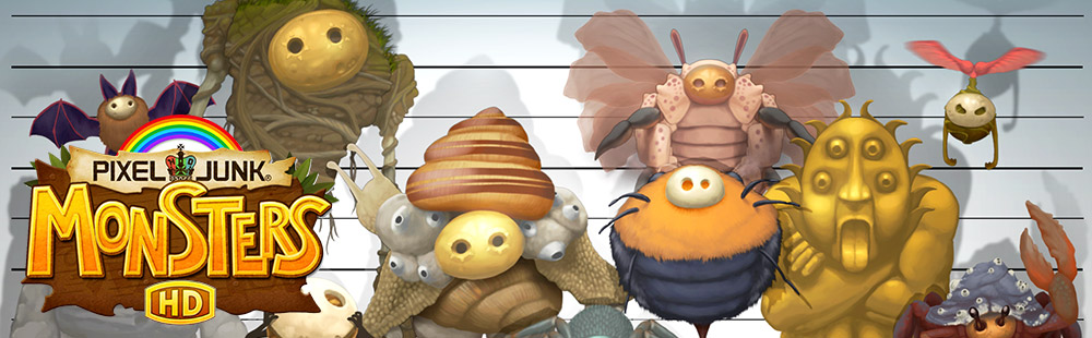 PixelJunk™ Monsters HD