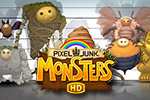 Tikiman must protect his babies from the monster hordes trying to eat them!  Defend them in the tower defense game PixelJunk Monsters™ HD!