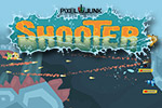 Pilot your subterranean spacecraft through cavernous environments in PixelJunk™ Shooter.  It's up to you to rescue the scientists!