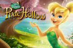 Create your own Fairy and fly into the online world of Pixie Hollow!  Dress in the latest fashions, attend parties, and make new friends!