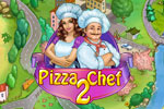 Run a chain of classy pizza parlours that serve up treats in Pizza Chef 2!