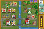Screenshot of Pizza Frenzy