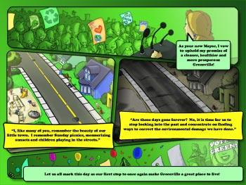 Plan It Green screen shot