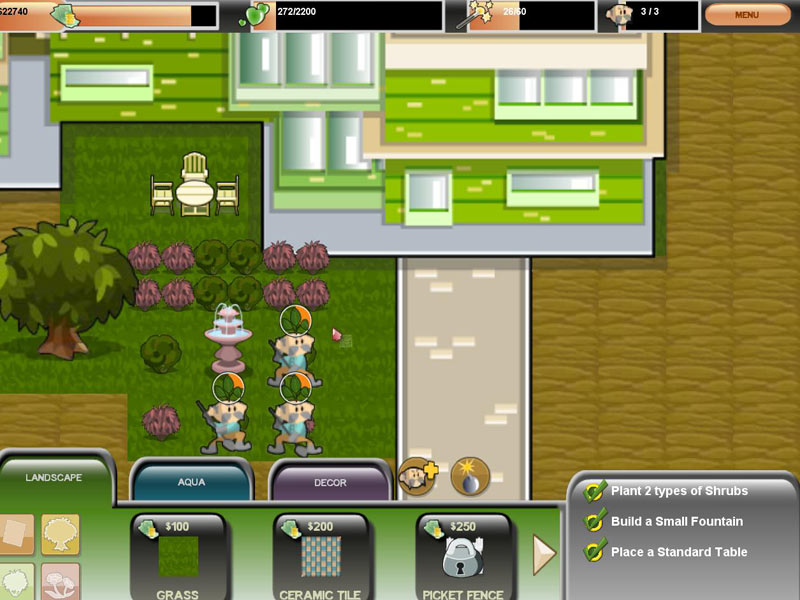 Plan N Plant screen shot