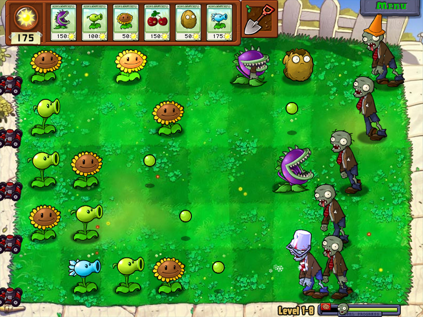 Plants vs. Zombies - Game of the Year Download for PC | WildTangent