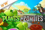 Think fast and plant faster to stem a zombie attack in Plants vs. Zombies - the cash game!