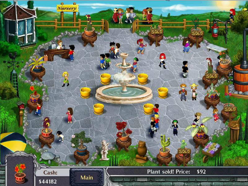 Plant Tycoon screen shot