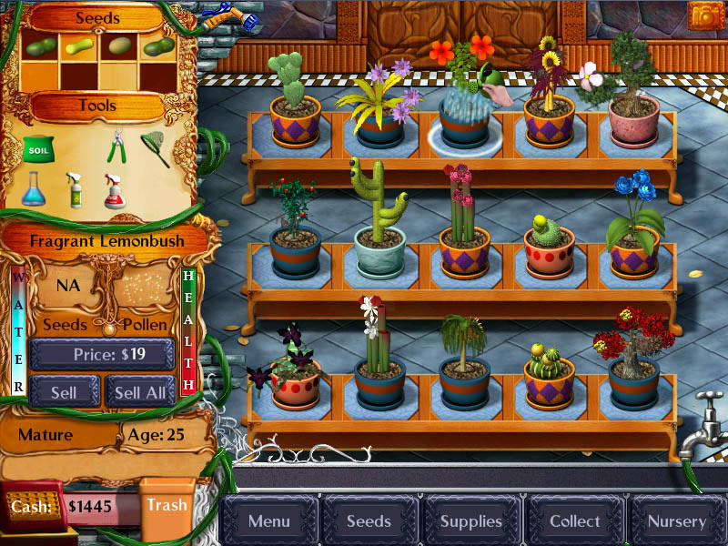 Plant Tycoon screen shot