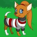 Playful Chihuahua - logo