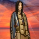 Pocahontas - Princess of the Powhatan - logo