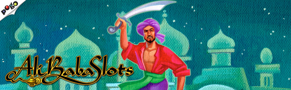 Ali Baba Slots on Pogo