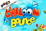 Trap the invading aliens and score yourself big points by inflating your wacky shaped balloons in Balloon Bounce!