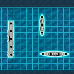 BATTLESHIP Naval Combat Online - Play BATTLESHIP Naval Combat online for free at Pogo. Seek out and sink your enemy's ships before they sink yours! - logo