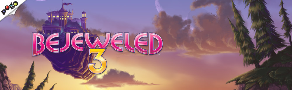 Bejeweled 3 on Pogo