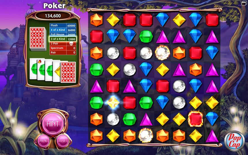 search pogo free games bejeweled