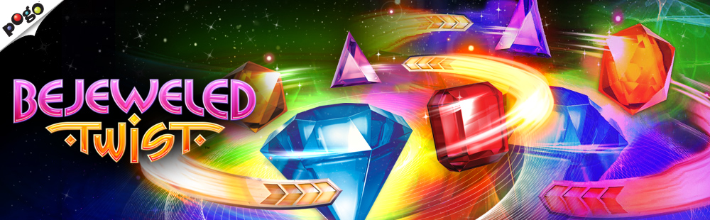 Bejeweled Twist on Pogo
