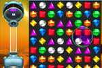 Screenshot of Bejeweled Twist on Pogo