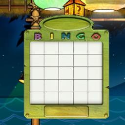 Bingo Luau on Pogo - Bingo Luau is the classic game with a tropical twist. It's easy, fun, and packed with ways to get B-I-N-G-O! - logo