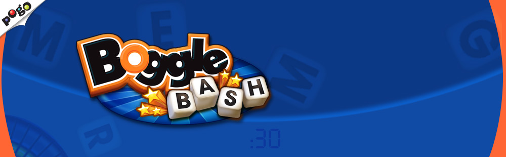 BOGGLE BASH