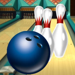 Pogo Bowl - Bowl online and strike it rich! Play Pogo Bowl today! - logo