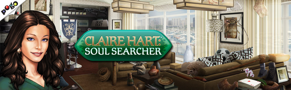 Claire Hart: Soul Searcher on Pogo