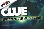 CLUE: SECRETS & SPIES is a fun hidden object game! Find all the objects to solve the mystery. Play this great CLUE game online for free at Pogo!