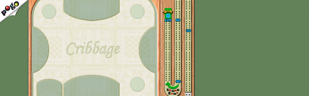 Cribbage on Pogo